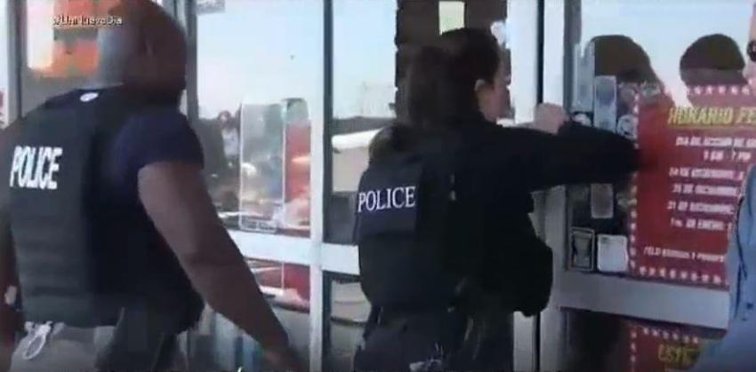 Redada de ICE crea pánico en varios supermercados hispanos del área de Atlanta