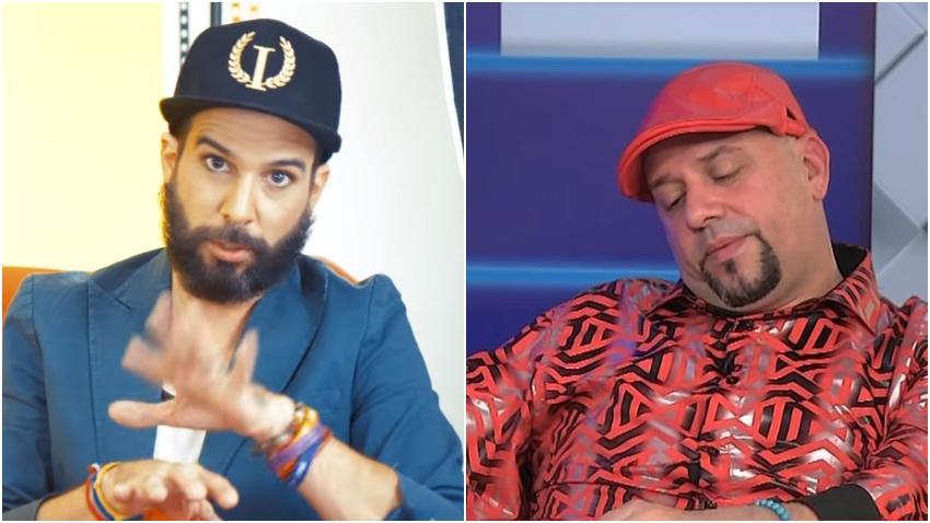 """Abogados del presentador cubano Alexander Otaola entregan a Erich Concepción una carta de """"cesar y desistir"""""""