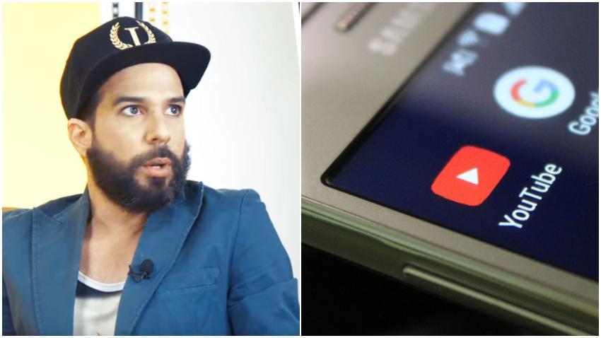 Presentador cubano Alexander Otaola lanza concurso para cubanos en Cuba que quieran convertirse en Youtuber