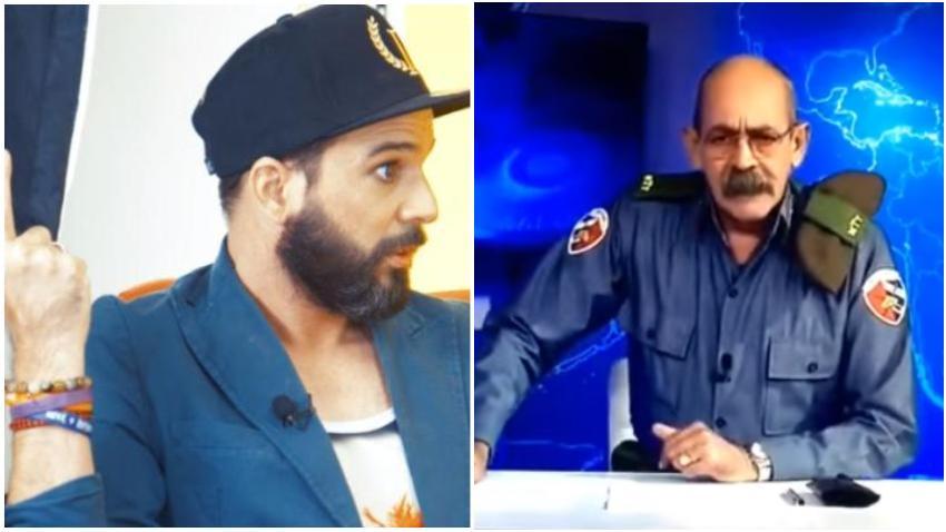 Presentador cubano Alexander Otaola denuncia que Rafael Serrano piensa pasar las navidades en Miami; prepara protesta en el aeropuerto