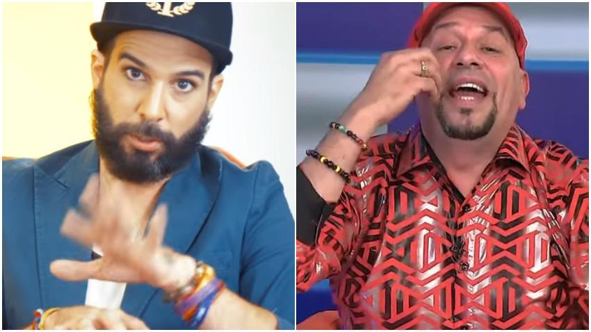Presentador cubano Alexander Otaola y Erich Concepción se enfrentan en vivo