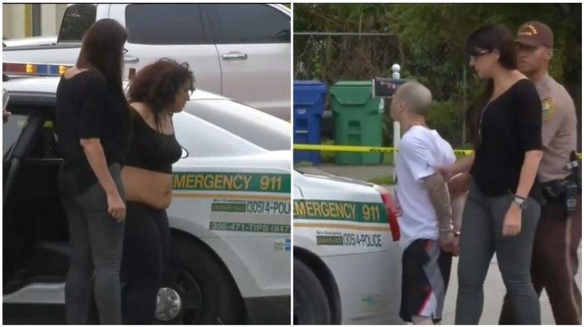Disparos en el suroeste de Miami Dade llevan al arresto de dos personas por intento de robo a mano armada