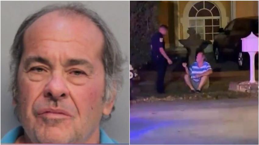 Hombre de Hialeah es arrestado por presuntamente tocarse delante de dos menores afuera de su casa