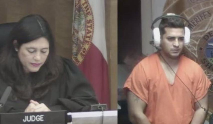 Cubano de Miami se presenta en corte acusado de robo a mano armada y asalto agravado