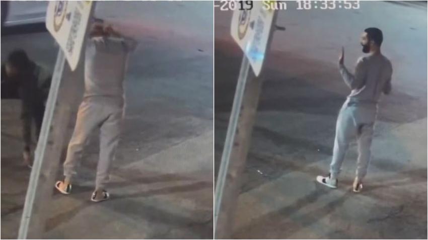 Una pareja fue asaltada a mano armada en vecindario del noroeste de Miami perdiendo aproximadamente 15 mil dólares en prendas