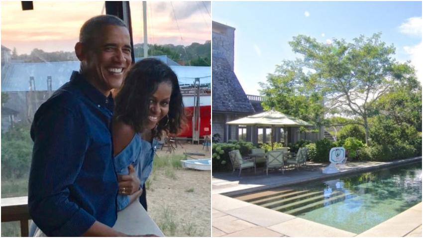 Barack y Michelle Obama se compran mansión en Massachusetts por 11.75 millones de dólares
