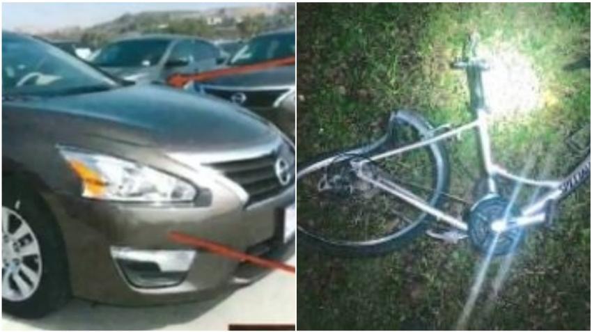 Policía pide ayuda para localizar a conductor que golpeó a un ciclista adolescente y huyó de la escena