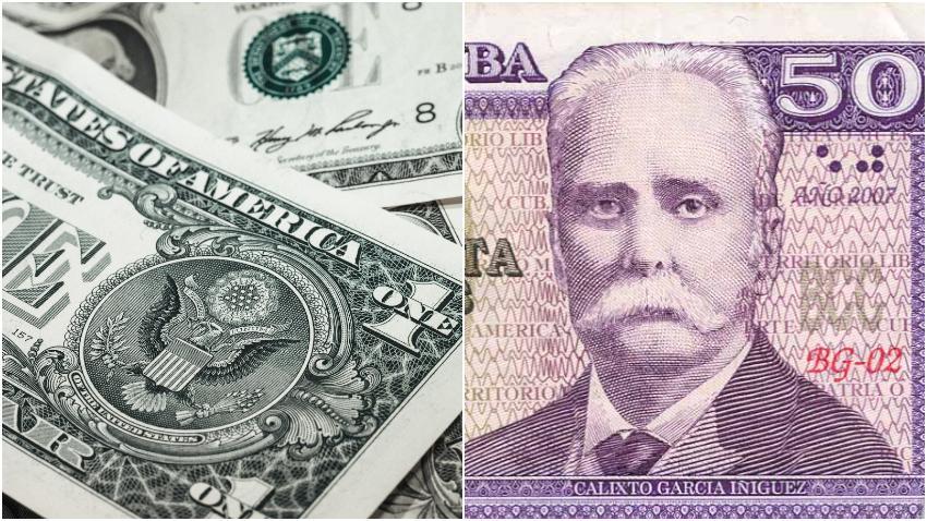Gobierno de Cuba desmiente planes inminentes de implantar nueva tasa monetaria de 1 dólar por 50 pesos cubanos