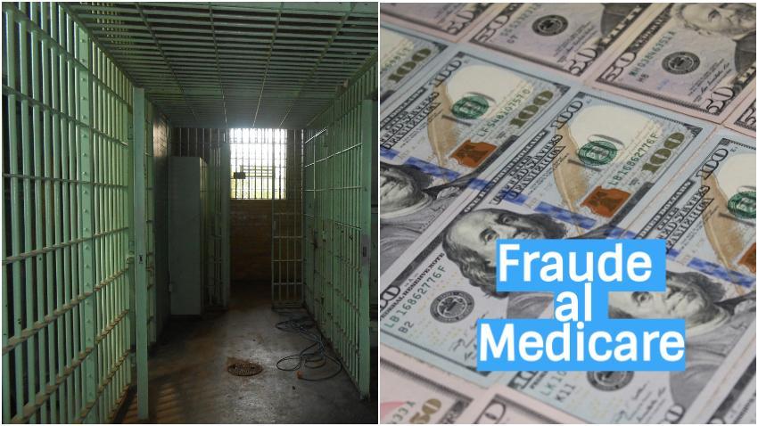 Juez federal condena a una pareja de cubanos de Hialeah a 15 y 8 años de cárcel por crear una red para estafar 38 millones de dólares al Medicare