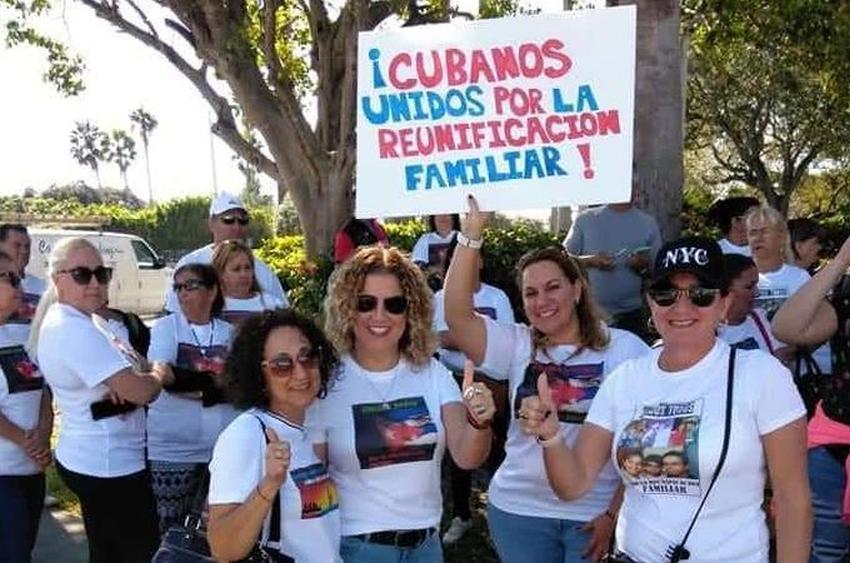 Cubanos en Miami preparan manifestación para pedir la reanudación del Programa Libertad Condicional por Parole (CFRP).