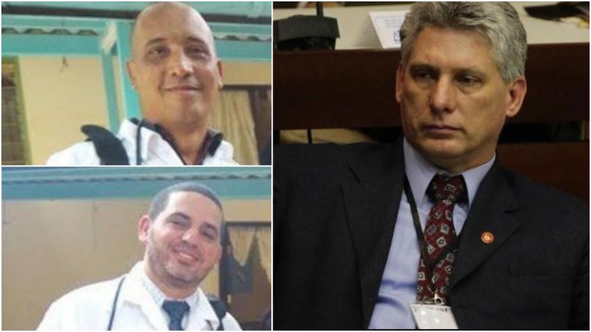 Díaz Canel asegura que sostuvo conversaciones con homólogos de Kenia y Somalia sobre médicos cubanos secuestrados
