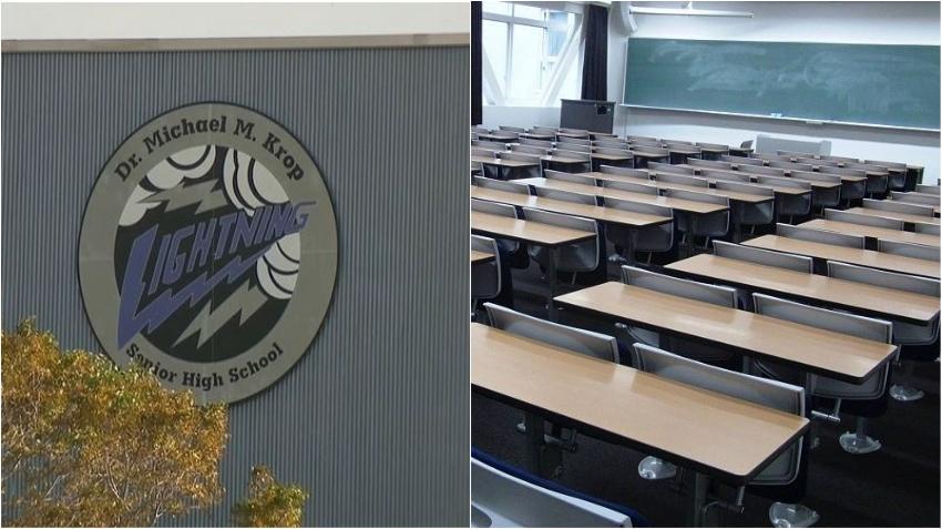 Maestra de una escuela en Miami renuncia tras acusaciones de mantener una relación con un estudiante del centro