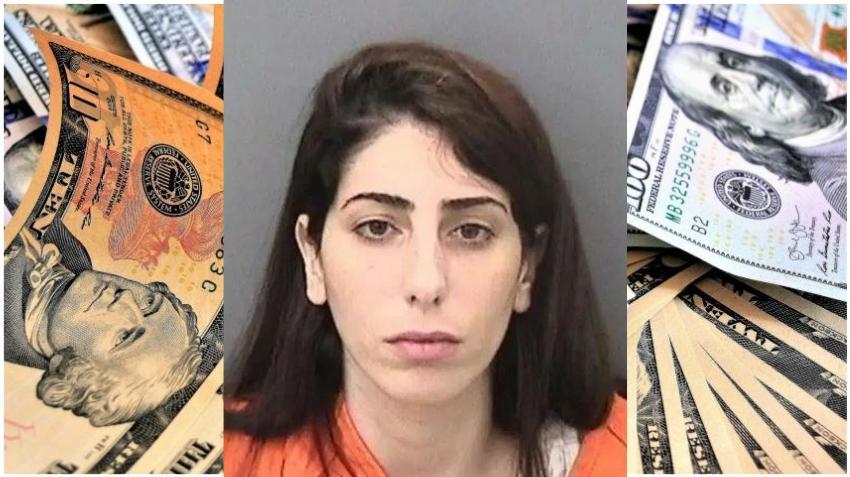 Mujer de Florida es acusada de estafar más de medio millón a su esposo, un anciano de 77 años