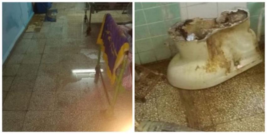 Amenazan a un médico cubano por denunciar la pésima higiene en un hospital de la Isla