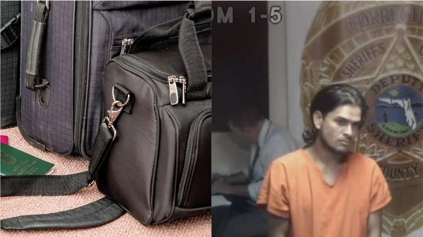 Un hombre es arrestado en el Aeropuerto Internacional de Miami acusado de robo de maletas