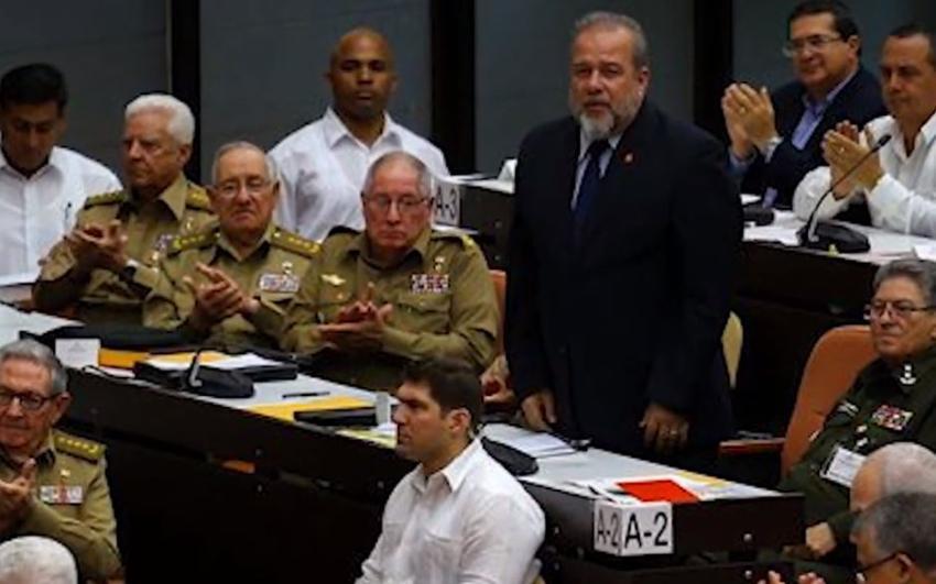 El desconocido Manuel Marrero Cruz ha sido designado Primer Ministro de Cuba