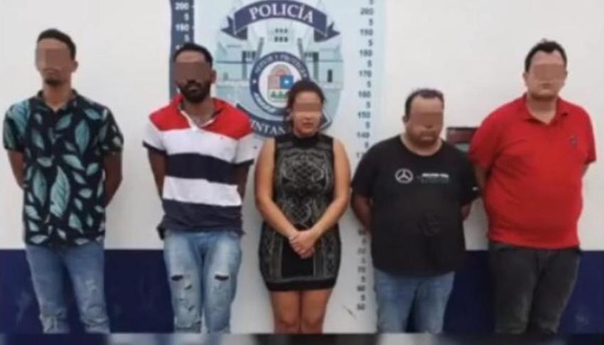 Arrestan a un cubano en México, miembro de una banda que robaba relojes de alta gama