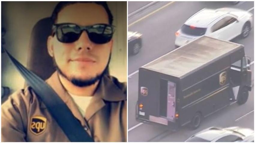 Familia de conductor de UPS que murió en tiroteo entre la policía y dos ladrones organiza vigilia este lunes en el lugar de la tragedia