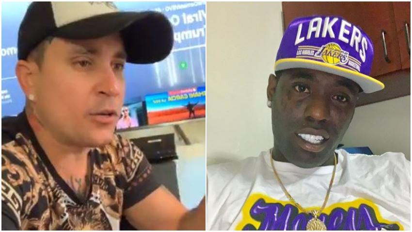 """Osmani García se solidariza con el reguetonero Chocolate MC arrestado en Houston: """"El universo te quiere libre y bailando"""""""