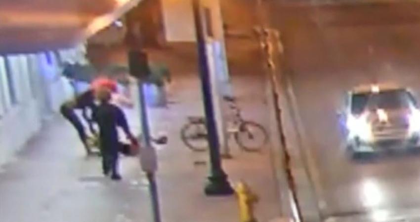 Publican video de pelea en Miami Beach tomado momentos antes del fatal apuñalamiento de una joven de 18 años