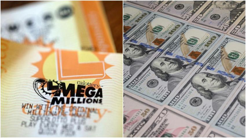 Sin ganadores el Mega Millions sube a $850 millones; un ticket de $1 millón se vendió en Florida