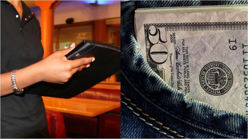 Hombre en Texas dejó 9400 dolares de propina en un restaurante para ayudar a los trabajadores a enfrentar los cierres por el coronavirus