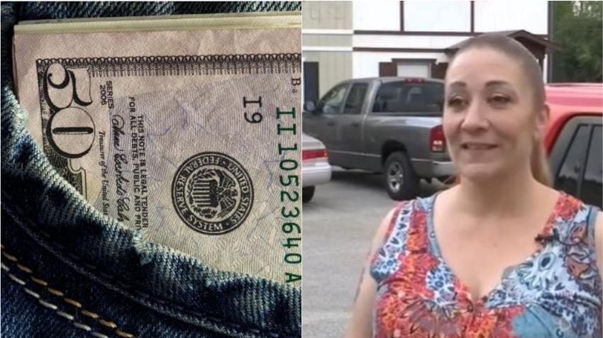 Una mesera de Florida recibe una propina de $2000 dólares como regalo de Navidad