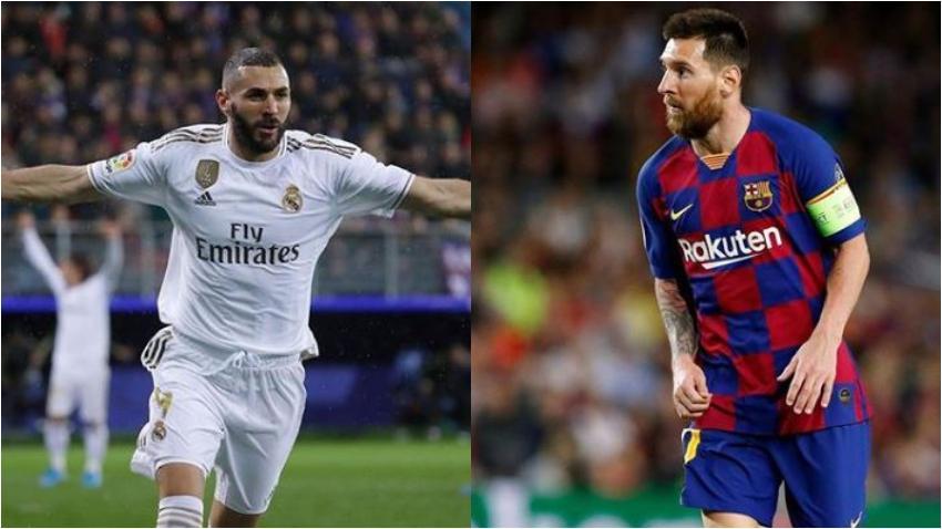 El Barca sufre para conseguir un empate en el Camp Nou frente al Real Madrid