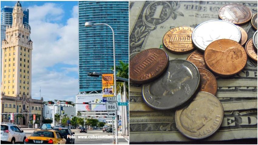 El salario mínimo en Florida subirá 10 centavos en el 2020; de $8.46 a $8.56 la hora