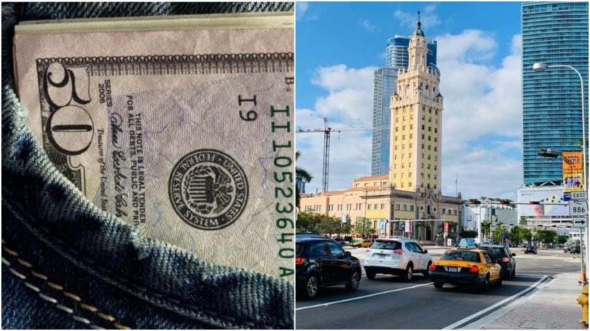 Dos tercios de los residentes de Florida apoya subir el salario mínimo a $15 dólares la hora según encuesta