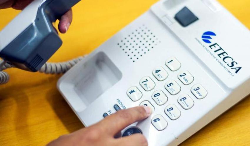 ETECSA anuncia nuevas regulaciones en los contratos de telefonía fija a partir de 2020