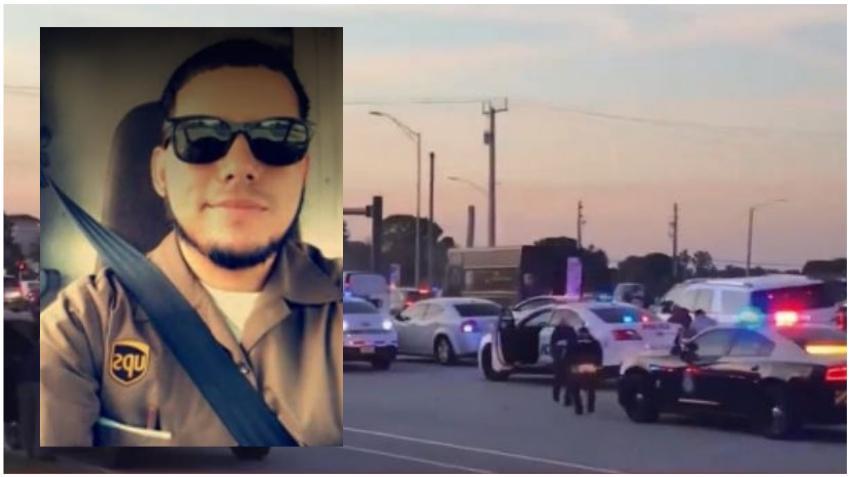 Padre de chofer de UPS culpa a la policía de la muerte de su hijo baleado cuando intentaba salir del camión
