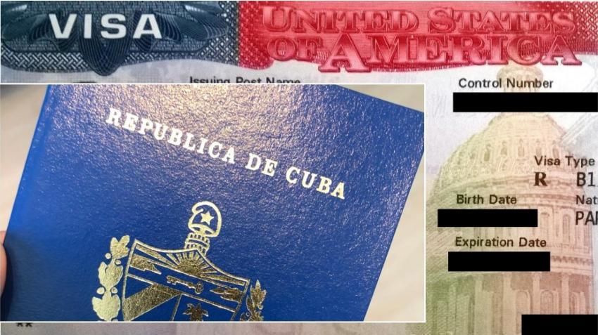 Estados Unidos aumenta en casi el doble el número de visas de no inmigrante a cubanos durante el año fiscal 2019