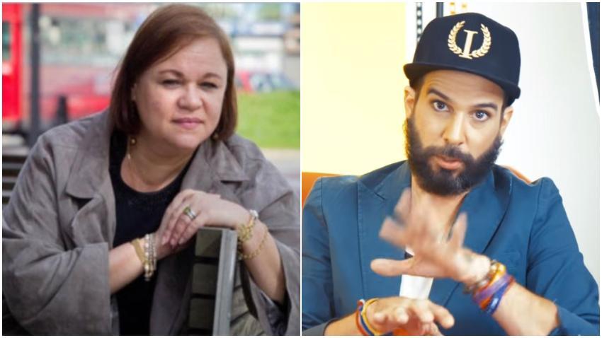 """Escritora cubana Zoé Valdés sale en defensa del presentador Alexander Otaola: """"Alexander Otaola nos podrá gustar o no, pero  está dándole a la tiranía por donde últimamente más le duele"""""""