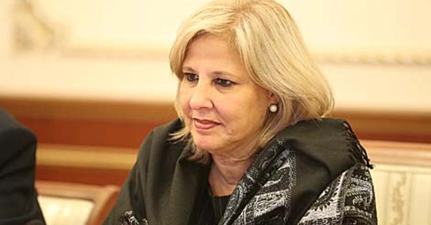 El régimen nombró a Ana Teresita González Fraga como nueva viceministra de Comercio Exterior