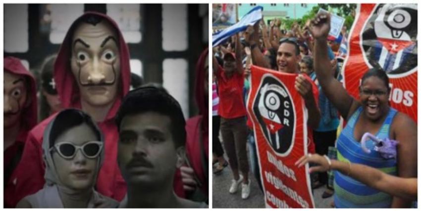 """Clandestinos convoca a los cubanos a """"ponerse la máscara"""" y a marcarle la puerta a los chivatos"""