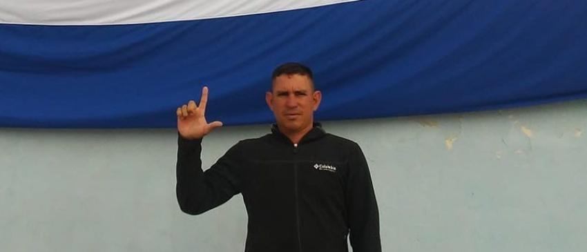 Seguridad del Estado acusa a opositor de liderar el movimiento Clandestinos en Santa Clara