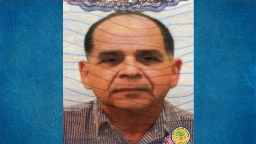 Policía de Miami pide ayuda para localizar a un hombre enfermo que ha  desaparecido