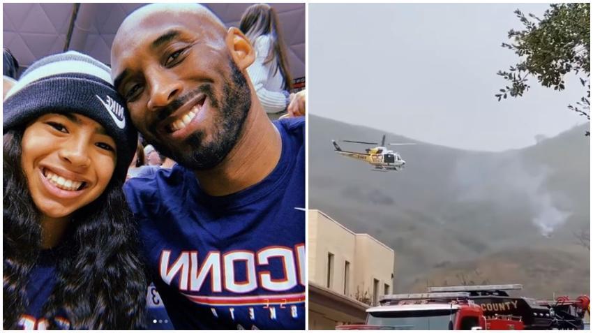 La hija de 13 años de Kobe Bryant, Gianna, también murió en el accidente de helicóptero