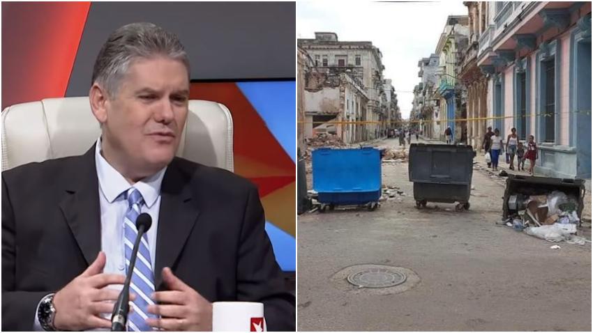 """Ministro de Economía de Cuba advierte que el 2020 será """"un año duro y tenso"""""""