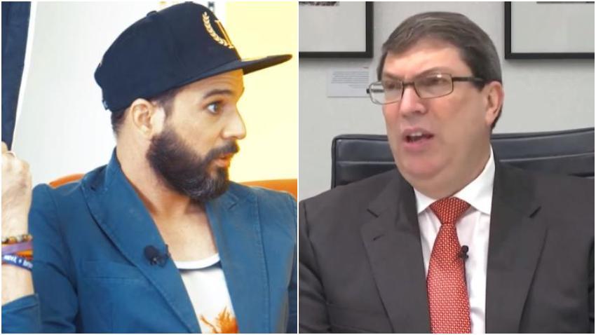 Presentador cubano Alexander Otaola responde a Bruno Rodríguez sobre cancelación de los vuelos charters
