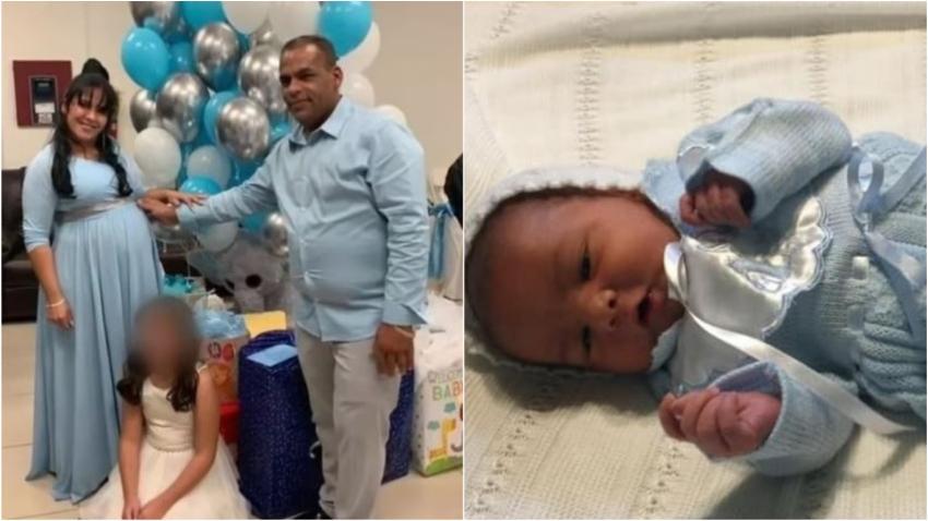 Familiares de las tres mujeres cubanas asesinadas en Miami están devastados ante la tragedia; ruegan que si alguien tiene al bebé Andrew lo entregue