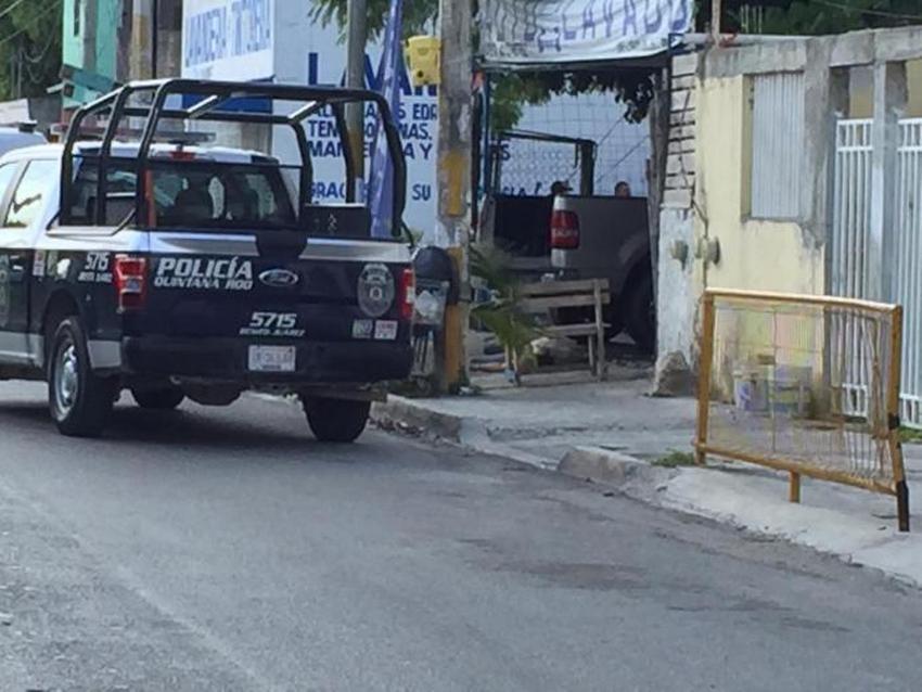 Matan a un cubano en Cancún en las afueras de un negocio de lavado de autos