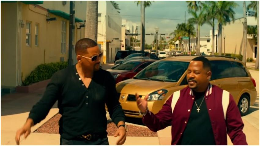 "La película ""Bad Boys for Life"" filmada en Miami rompe récord de taquilla"