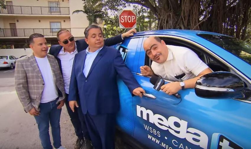 Actor cubano Andy Vázquez (Facundo) consigue trabajo en Miami en el Show de Carlucho