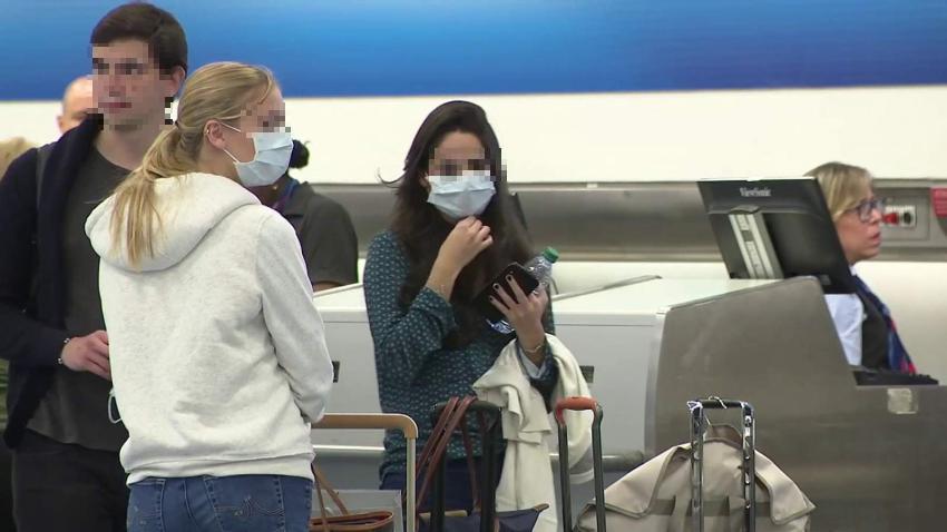 Le hacen la prueba de Coronavirus a 30 estudiantes de una escuela de Florida posiblemente expuestos al virus