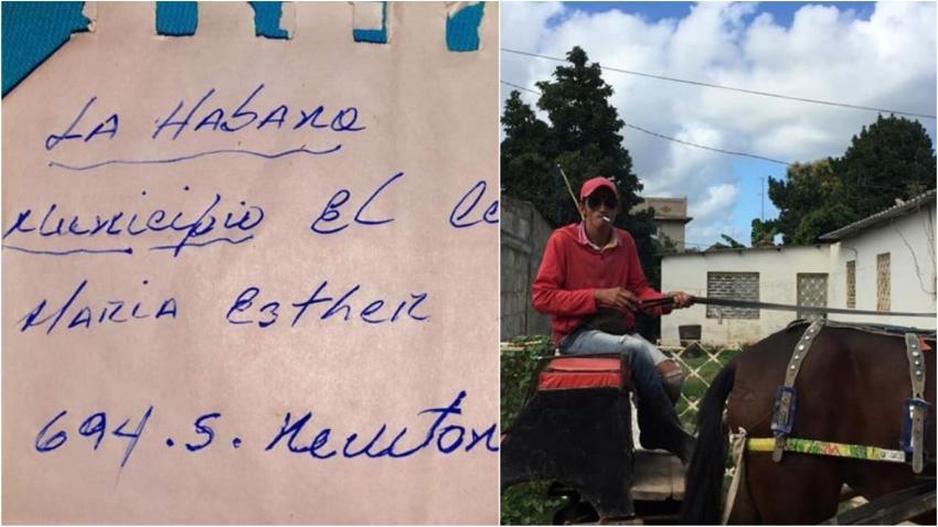 Joven cubano busca a su madre que emigró a Estados Unidos hace más de dos décadas