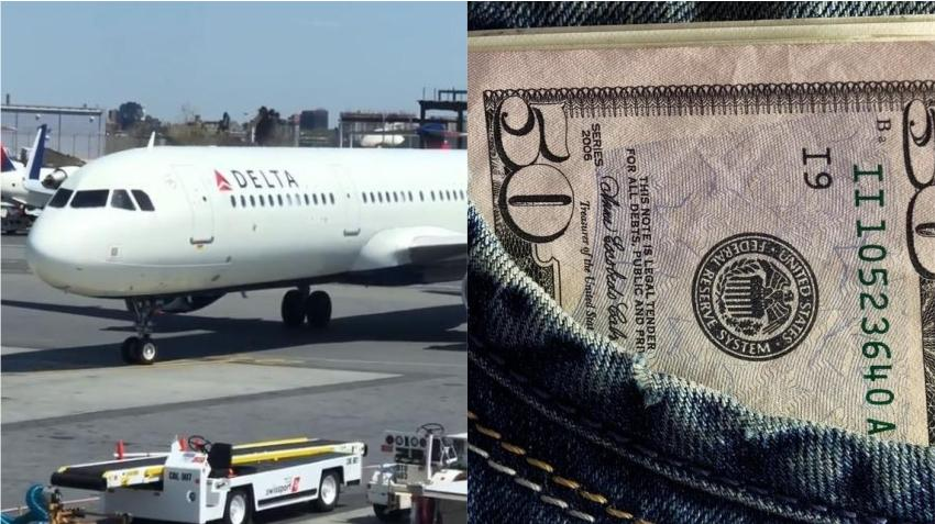 Aerolínea Delta dará a sus empleados dos meses de paga extra por el buen desempeño económico de la compañía
