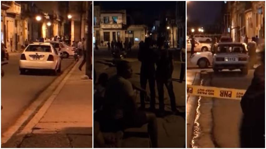 Mueren tres niñas en un derrumbe en La Habana Vieja