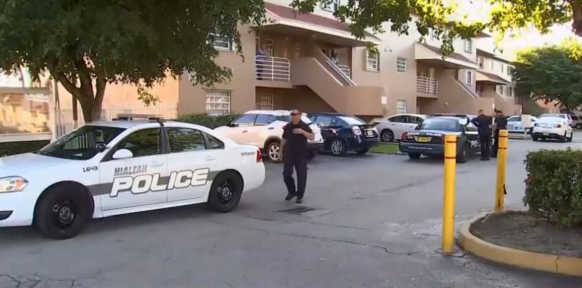 Disparan varios tiros contra una vivienda en Hialeah; la policía busca al responsable